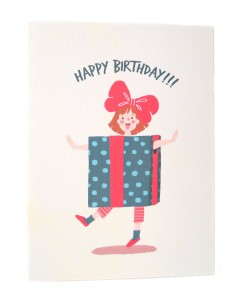 Birthday Card (Boy & Girl)