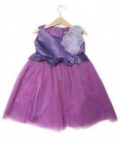 Giselle Dress - Purple