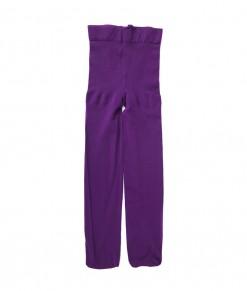 Full Feet Stocking - Purple Bue Light Blue Royal Blue Dark (1-4T)