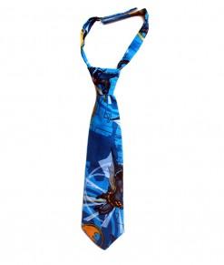 Superhero Skinny Tie - Batman