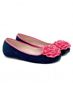 Flat Shoes - Rose Pink