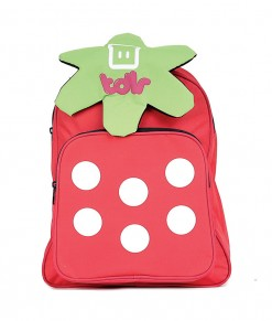 Strawberry Red Bag